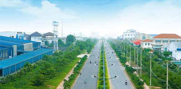 Khu công nghiệp được đầu tư tại Đồng Nai